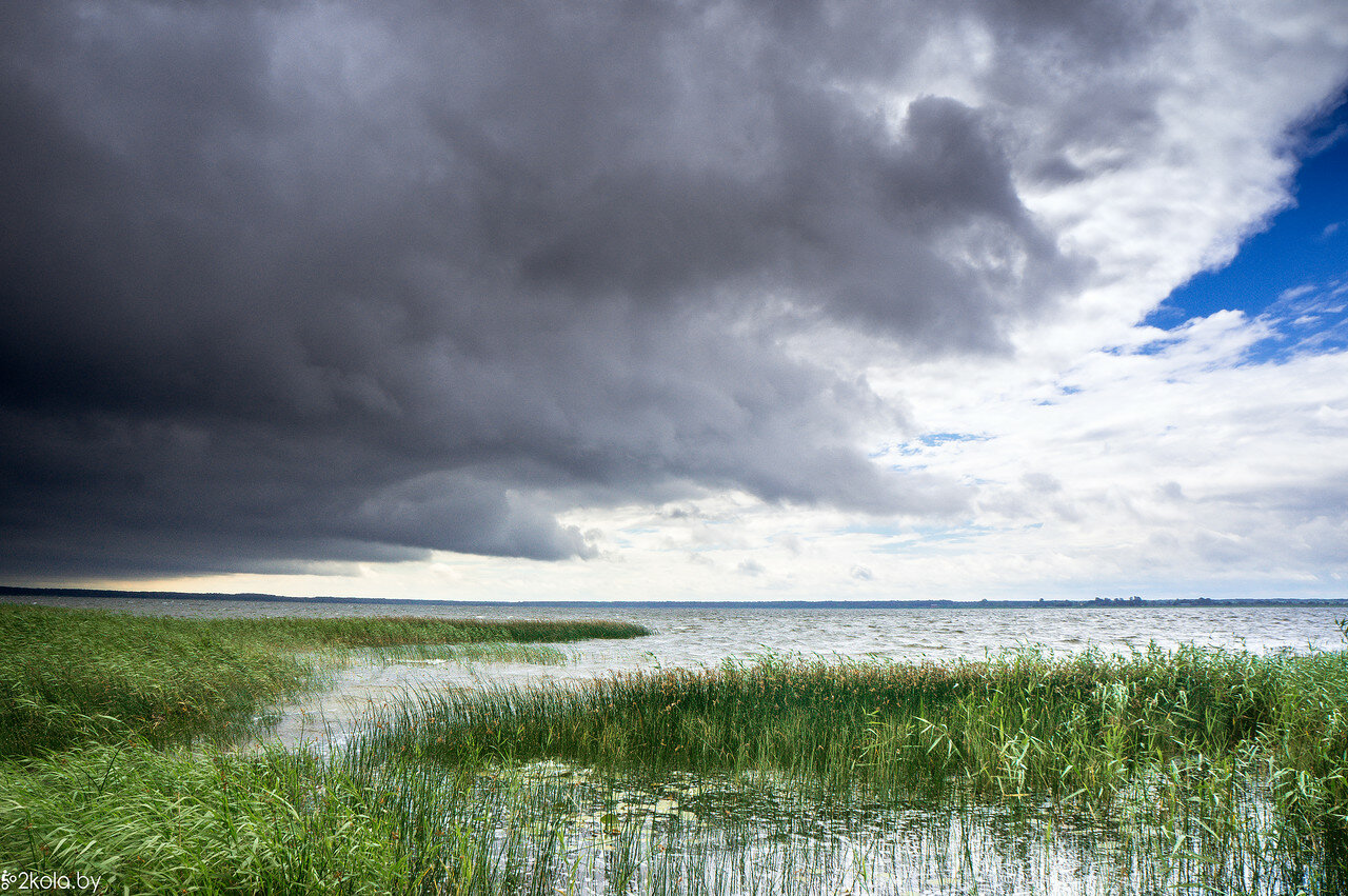 Пулемецкое озеро